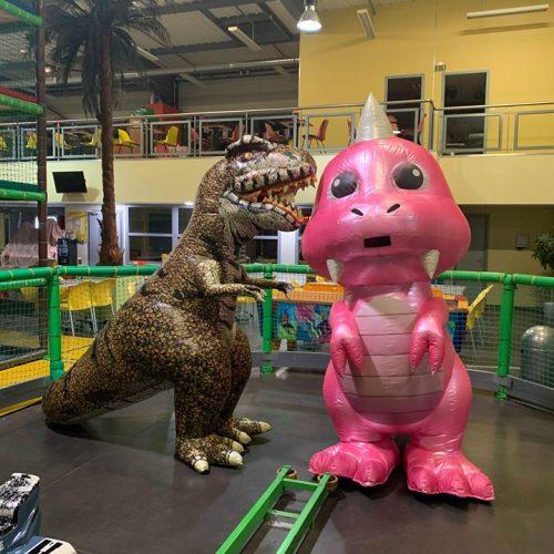 Animation Dinosaures