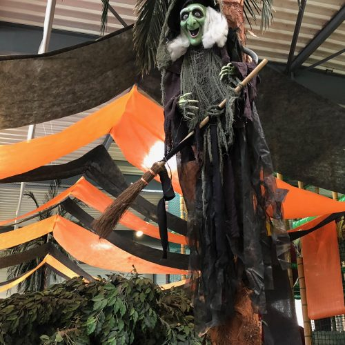 Halloween-deco