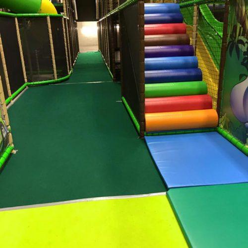 Escalier-boudins