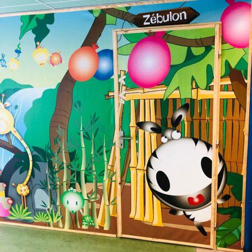 Salle anniversaire Zébulon